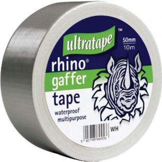 Rhino Silver Strong Cloth Diy Waterproof Carpet Adhesive